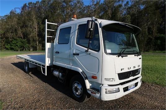 2011 Fuso Fighter 1024 Crew - Trucks for Sale