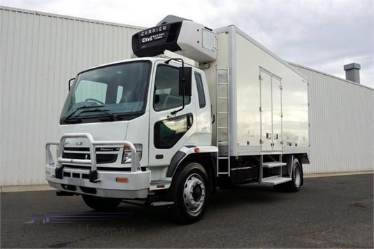 2010 Mitsubishi FM600 - Trucks for Sale
