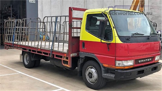 2004 Mitsubishi Canter - Trucks for Sale