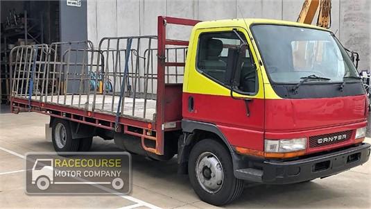 2004 Mitsubishi Canter Racecourse Motor Company  - Trucks for Sale