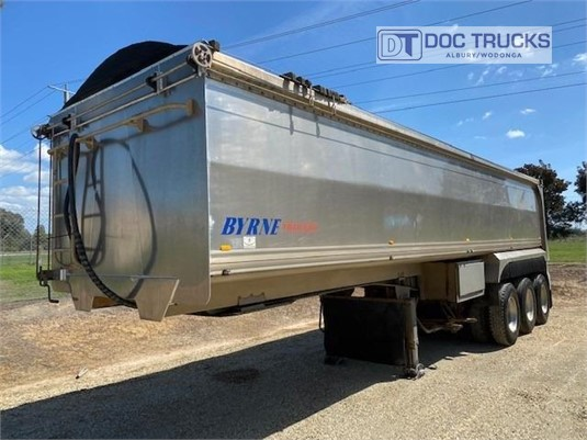 2010 Byrne Alloy Tipper DOC Trucks - Trailers for Sale