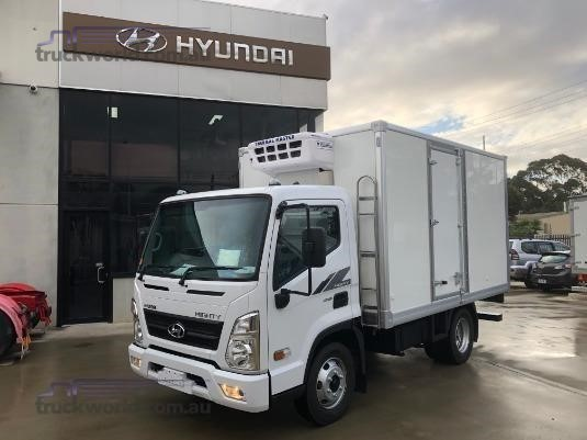 2020 Hyundai Mighty EX6 MWB Adelaide Quality Trucks & AD Hyundai Commercial Vehicles - Trucks for Sale