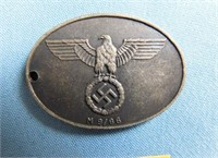 4/6 American - Foreign Coins & Money Military Medal/Pins