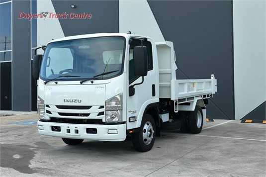 2020 Isuzu NPR 45 155 Tipper Dwyers Truck Centre - Trucks for Sale
