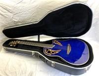 Ovation Acoustic-Electric Guitar & Case