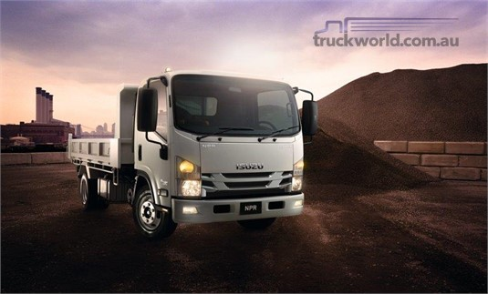 2020 Isuzu NPR 75 190 Tipper - Trucks for Sale