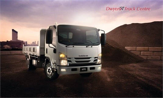 2020 Isuzu NPR 75 190 Tipper Dwyers Truck Centre - Trucks for Sale