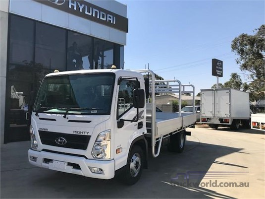 2019 Hyundai Mighty EX4 LWB Alloy Tray Adelaide Quality Trucks & AD Hyundai Commercial Vehicles - Trucks for Sale