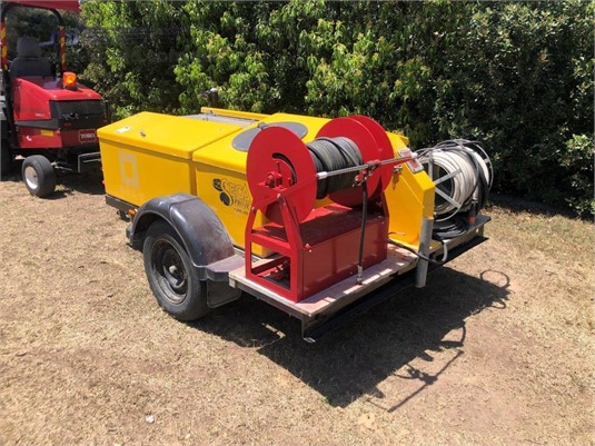 2018 Seca High Pressure Jet Washer - Trailers for Sale