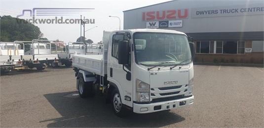 2020 Isuzu NLR 45 150 Tri Tipper - Trucks for Sale