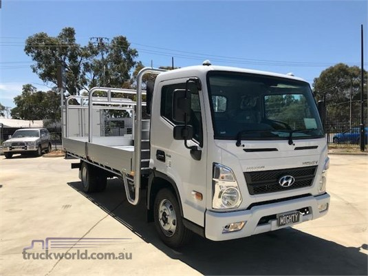 2019 Hyundai Mighty EX6 LWB Alloy Tray Adelaide Quality Trucks & AD Hyundai Commercial Vehicles - Trucks for Sale