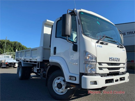2020 Isuzu FRR 107 210 AMT SWB Tipper Dwyers Truck Centre - Trucks for Sale