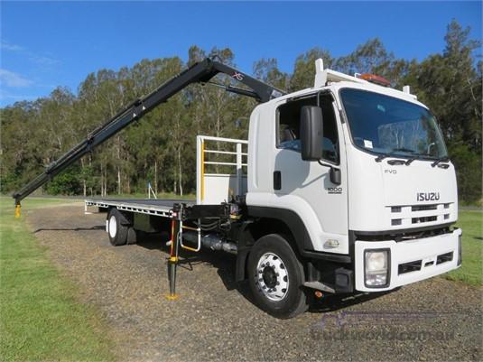 2008 Isuzu FVD 1000 Long - Trucks for Sale