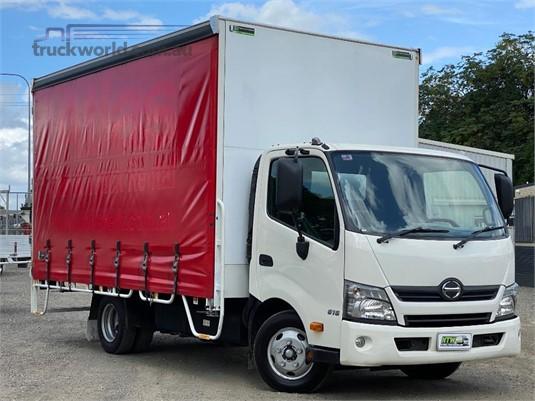 2017 Hino 300 Series 616 Auto - Trucks for Sale
