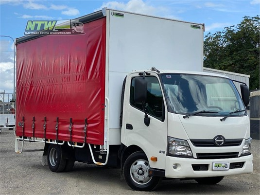2017 Hino 300 Series 616 Auto National Truck Wholesalers Pty Ltd - Trucks for Sale