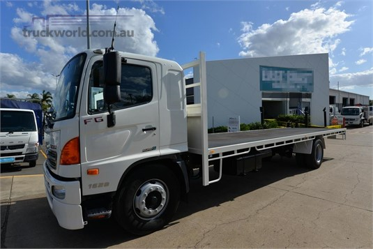 2012 Hino 500 Series GH - Trucks for Sale