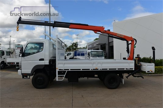 2010 Fuso Canter FGB71 - Trucks for Sale