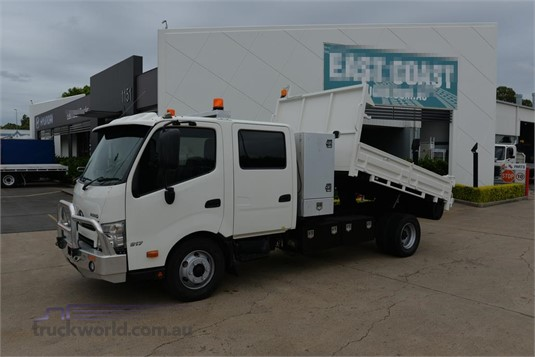 2012 Hino Dutro East Coast Truck and Bus Sales - Trucks for Sale