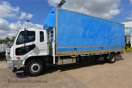 2012 Fuso Fighter FM600 East Coast Truck and Bus Sales - Trucks for Sale