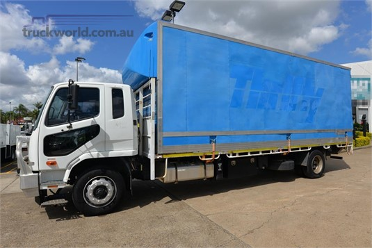 2012 Mitsubishi Fighter FM600 East Coast Truck and Bus Sales - Trucks for Sale