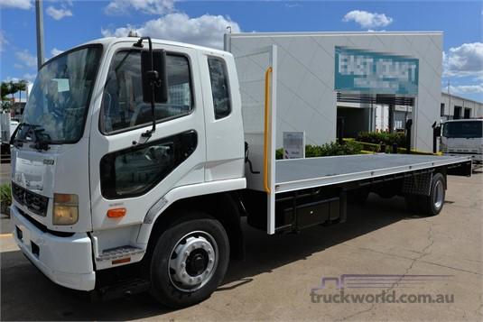 2013 Mitsubishi Fighter FM - Trucks for Sale