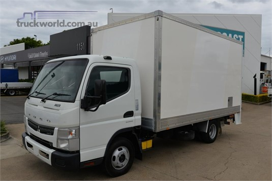 2014 Fuso Canter East Coast Truck and Bus Sales - Trucks for Sale