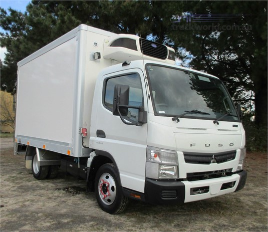 2016 Fuso Canter 515 Wide - Trucks for Sale