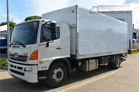2015 Hino 500 Series GH East Coast Truck and Bus Sales - Trucks for Sale