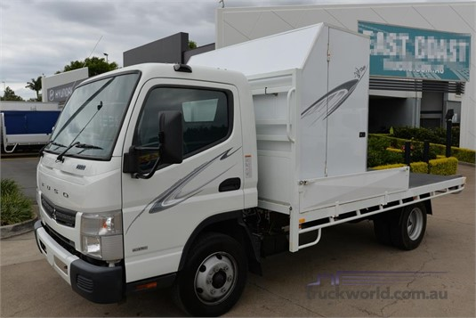 2012 Mitsubishi Canter 800 East Coast Truck and Bus Sales - Trucks for Sale