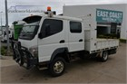 2010 Fuso other Dual Cab