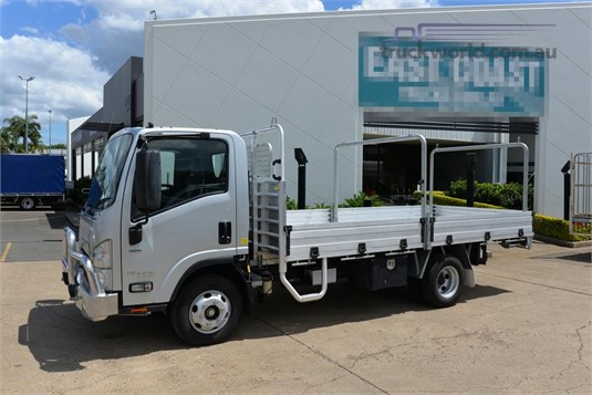 2018 Isuzu NLR 45 155 East Coast Truck and Bus Sales - Trucks for Sale