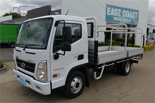 2020 Hyundai Mighty EX4 MWB - Trucks for Sale