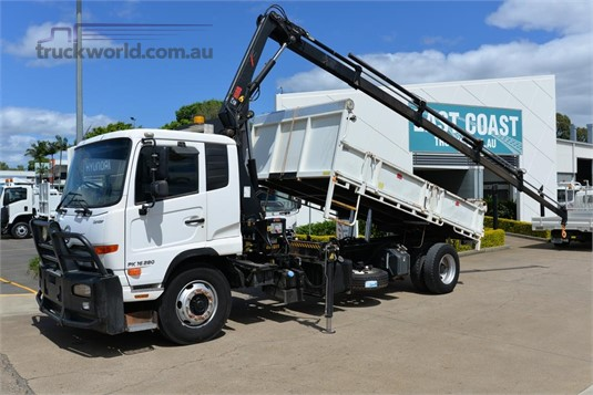 2012 Nissan Diesel other East Coast Truck and Bus Sales - Trucks for Sale
