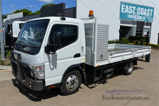 2007 Fuso Canter FE East Coast Truck and Bus Sales - Trucks for Sale
