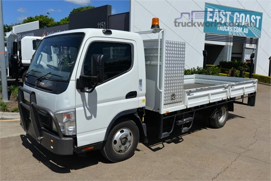 2007 Mitsubishi Canter FE East Coast Truck and Bus Sales - Trucks for Sale