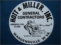 HOTT & MILLER, INC. ABSOLUTE AUCTION