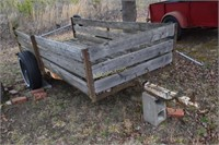 Estate Farm Equipment and Personal Property