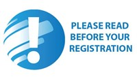 Important Information Read BEFORE Registering