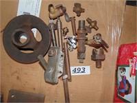 Online Auction - Model A, & Tractors