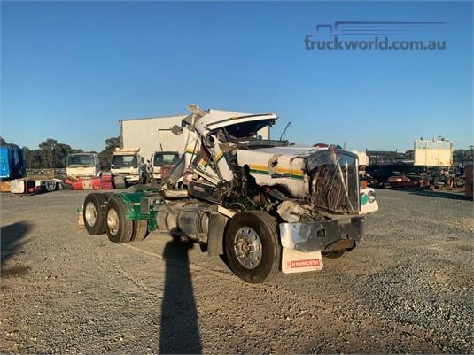 2006 Kenworth T404SAR - Wrecking for Sale