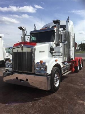 2013 Kenworth T409 SAR - Trucks for Sale