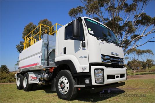 2020 Isuzu FVZ 260-300 AUTO MWB - Trucks for Sale