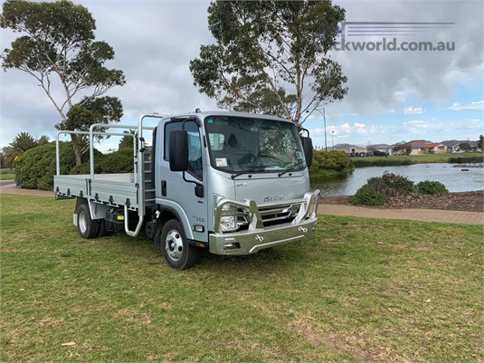 2019 Isuzu NPR 45 155 Tradepack - Trucks for Sale