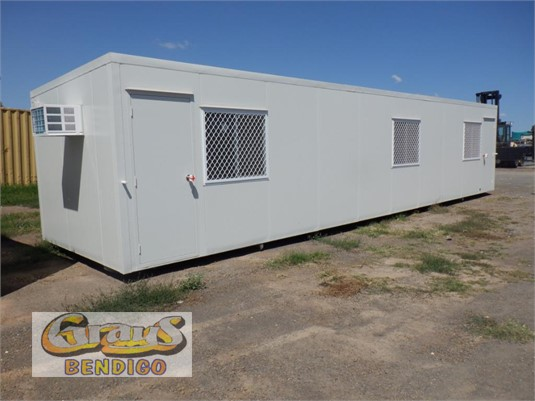 2020 Grays Bendigo 12M Site Office Grays Bendigo - Transportable Buildings for Sale