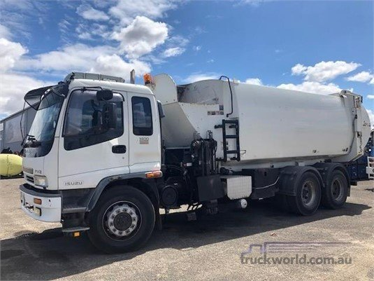 2004 Isuzu FVZ 1400 - Trucks for Sale