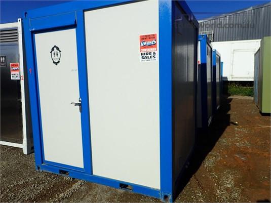 2018 Custom Built Toilet/Shower Block - Transportable Buildings for Sale