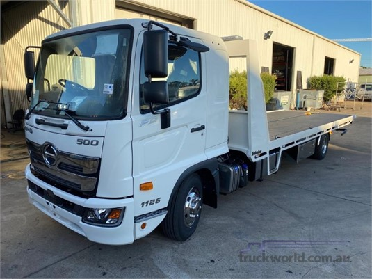 2020 Hino 500FD1126 - Trucks for Sale
