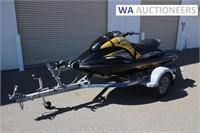 2006 Yamaha GP1300R Jet Ski & Trailer