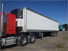 Maxitrans 22 Pallet Refrigerated Pantech Semi Trailer Refrigerated Pantech Trailers