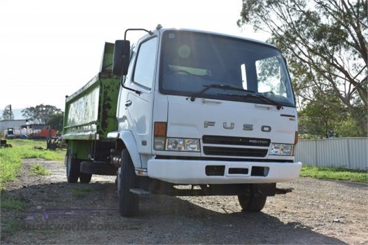 2007 Mitsubishi FK600 - Trucks for Sale